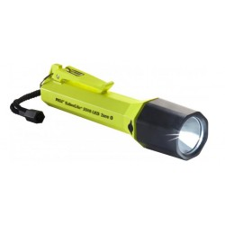 Torche d'intervention PELI Super Sabrelite LED 2010 Zone0